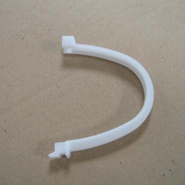 Demi clip de membrane